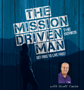 The Mission Driven Man logo